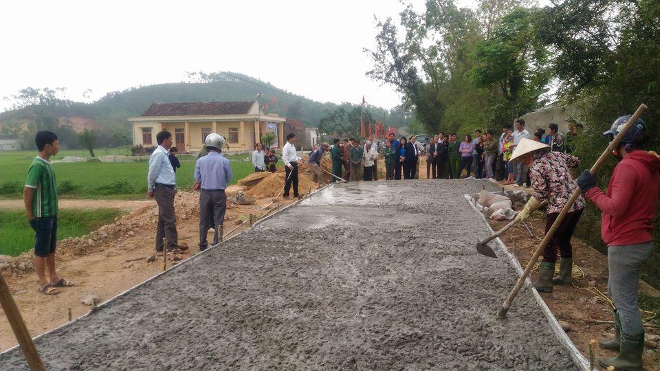 Một số kết quả nổi bật trong xây dựng nông thôn mới ở huyện Lộc Hà