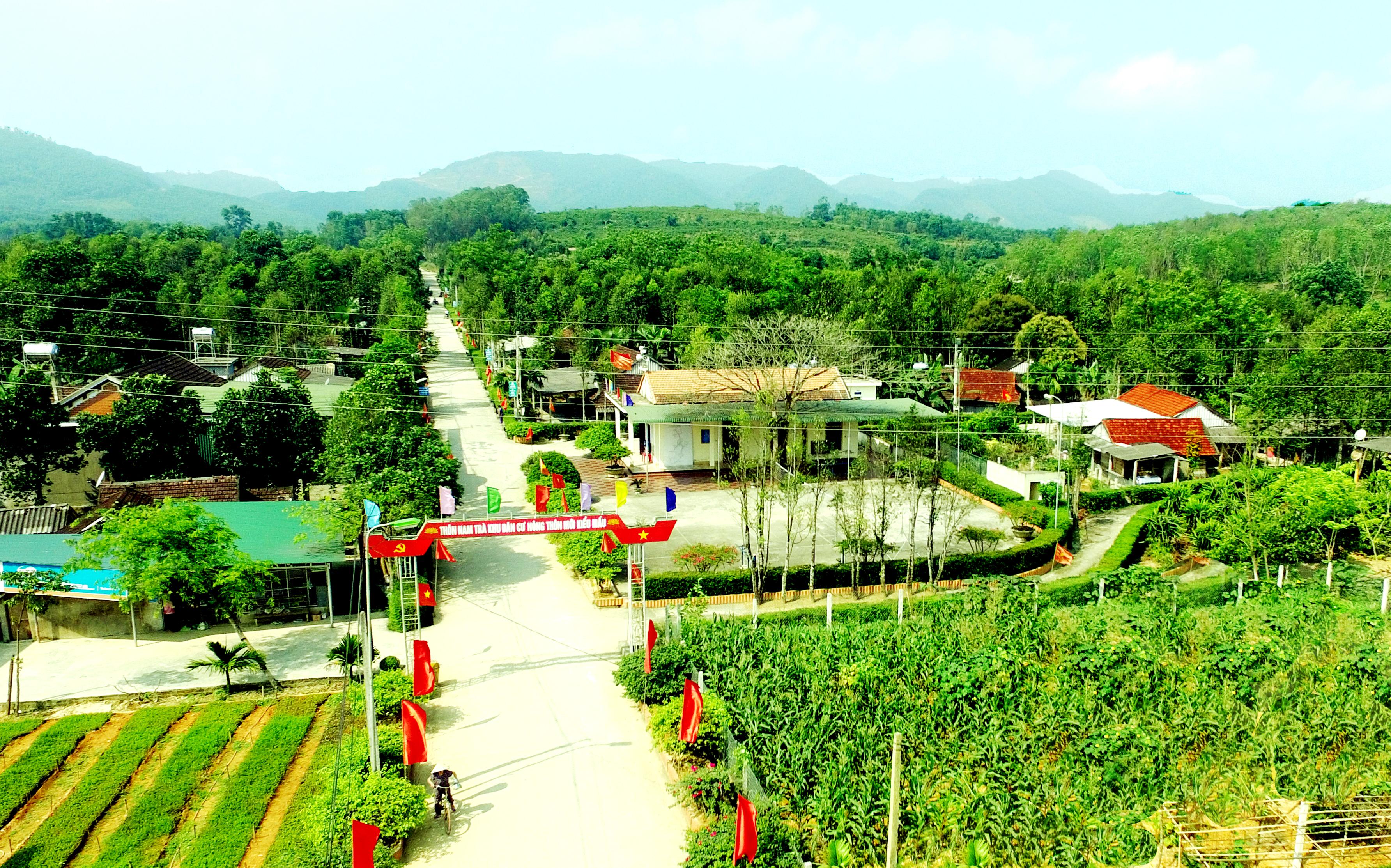 Một thập kỷ xây dựng nông thôn mới ở Hà Tĩnh