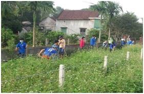 Hương Khê huy động các nguồn lực xây dựng nông thôn mới