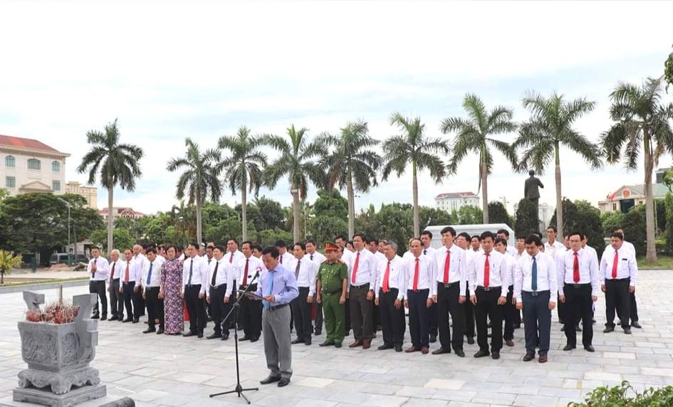 Huyện ủy Hương Sơn biểu dương mô hình dân vận khéo và điển hình trong học tập và làm theo tư tưởng, đạo đức, phong cách Hồ Chí Minh