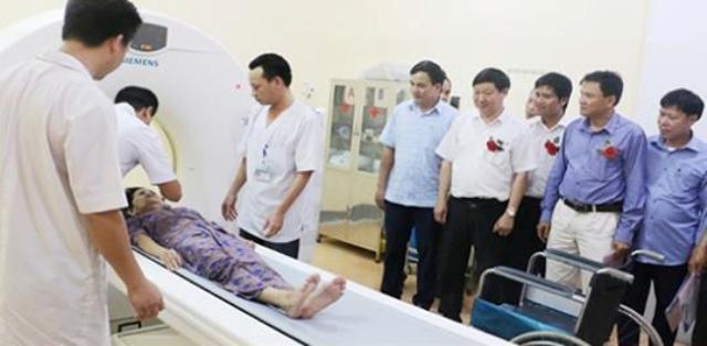 Kết quả công tác bảo vệ, chăm sóc sức khỏe nhân dân ở huyện Hương Khê