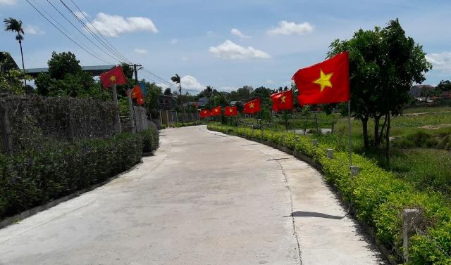 Kinh nghiệm xây dựng nông thôn mới của xã Cẩm Thạch
